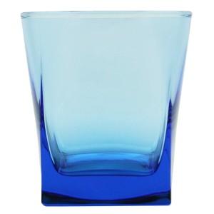 Paşabahçe Carre 3'lü Su Bardağı Mavi
