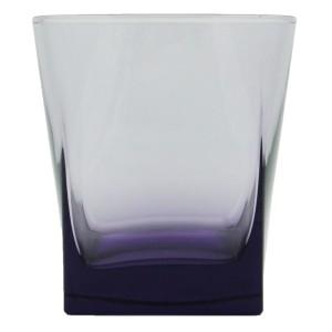 Paşabahçe Carre 3'lü Su Bardağı Mor