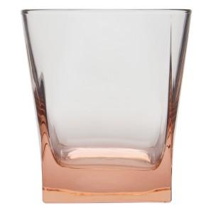 Paşabahçe Carre 3'lü Su Bardağı Pembe