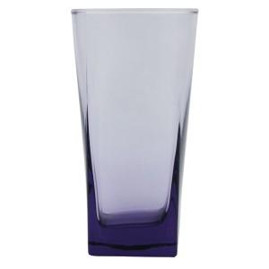Paşabahçe Carre 3'lü Meşrubat Bardağı Mor
