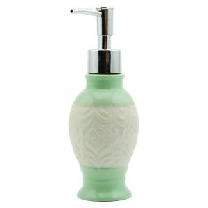Perotti Seramik Lüx Sıvı Sabunluk -Yeşil