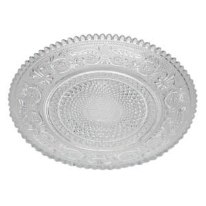 Vidrex Sema 6'lı Cam Pasta Tabağı