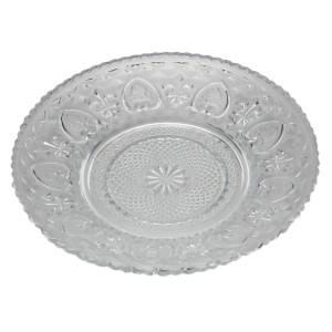 Vidrex Esra 6'lı Cam Pasta Tabağı