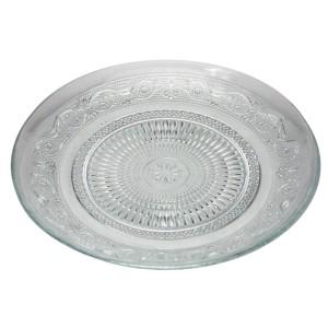 Vidrex Safir 6'lı Cam Pasta Tabağı