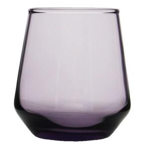 Paşabahçe Allegra 6'lı Kahve Yanı Su Bardağı Mor