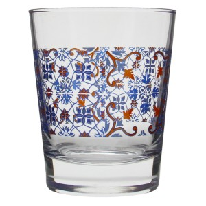 Paşabahçe İzmir 3'lü Su Bardağı Kütahya