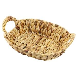 Perotti Hasır Ekmek Sepeti Oval