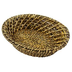 Rattan Hasır Oval Ekmek...
