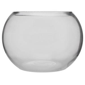 Miraç Cam Mini Küre Vazo
