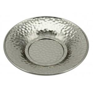 Dalgıç 6'lı Metal Çay Tabağı