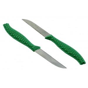 Miraç 6'lı Meyve Bıçağı Yeşil