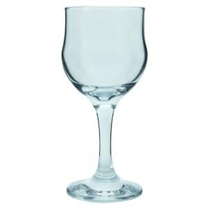 Tulipe 6'lı Beyaz Şarap Kadehi