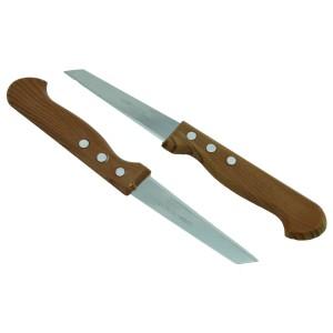 Pak Home 12'li Meyve Bıçağı Kahverengi