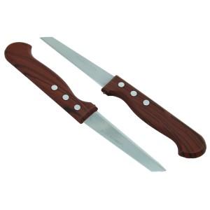 Pak Home 12'li Meyve Bıçağı Bordo