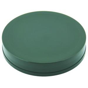 Koyu Yeşil Etekli Düz Kapak 110 mm