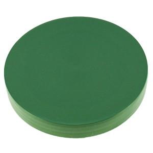Koyu Yeşil Düz Kapak 110 mm