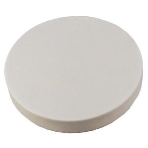 Beyaz Düz Kapak 110 mm