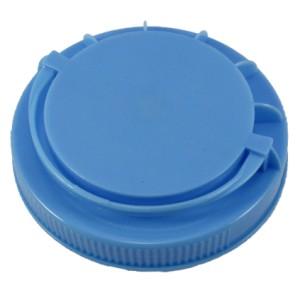 Açık Mavi Kendinden Kulplu Kapak 110 mm