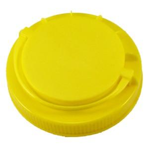Sarı Kendinden Kulplu Kapak 110 mm