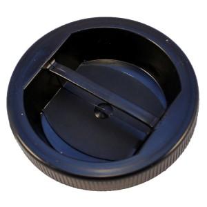 Siyah Marmara Kapak 110 mm