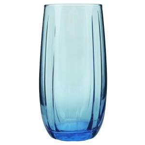 Linka 3'lü Meşrubat Bardağı Mavi