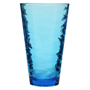 Origami 3'lü Meşrubat Bardağı Mavi