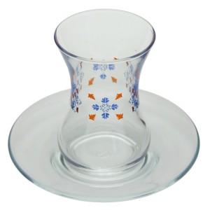 Paşabahçe 12 Parça Çay Bardağı Seti Kütahya